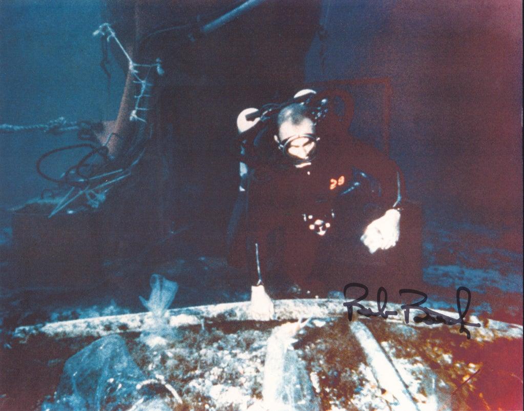 Historically Important 'Bob Barth' US Navy 'SEALAB' Submariner image 10