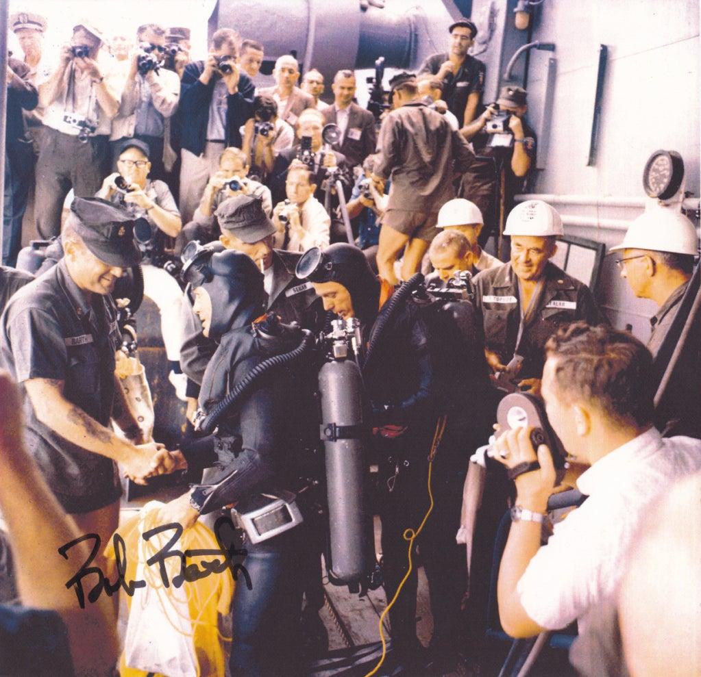 Historically Important 'Bob Barth' US Navy 'SEALAB' Submariner image 7