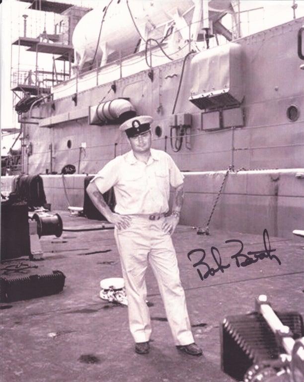 Historically Important 'Bob Barth' US Navy 'SEALAB' Submariner image 8