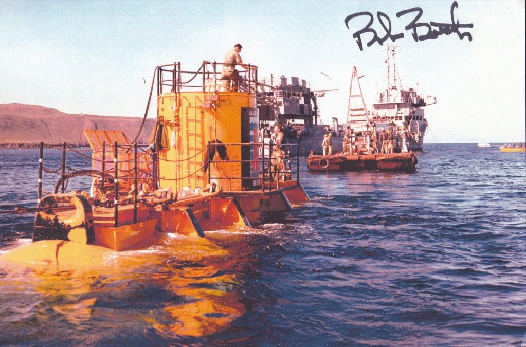 Historically Important 'Bob Barth' US Navy 'SEALAB' Submariner image 9
