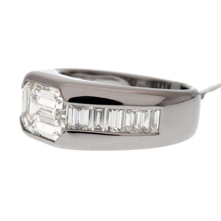 s and platinum ring at 1stdibs