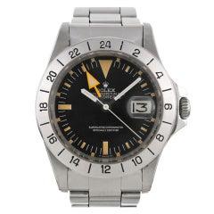 ROLEX First Series Straight Hand Explorer II Steve McQueen Watch