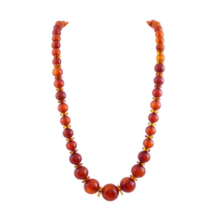 Graduated Amber Bead Necklace At 1stdibs. 22k Gold Indian Beads. Studded Beads. Tree Life Beads. Tiny Beads. Nallala Beads. Christmas Ornament Beads. Samburu Beads. Ombre Beads