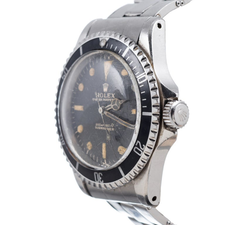Rolex Stainless Steel Submariner Presented to the 1964 America's Cup Winner image 2