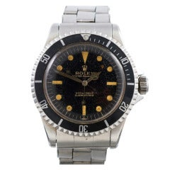Rolex Stainless Steel Submariner Presented to the 1964 America's Cup Winner