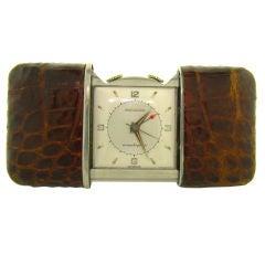 Purse Alarm Travel-Clock by Movado