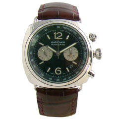 Like-New Radiomir Panerai Stainless Steel Limited #161 of 200