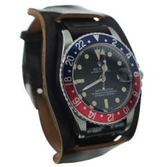 Peruvian Army Issued GMT Master by Rolex