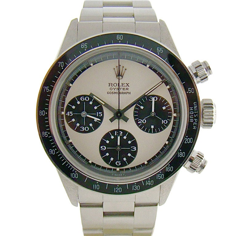 6263 Paul Newman Mark II Daytona Rolex