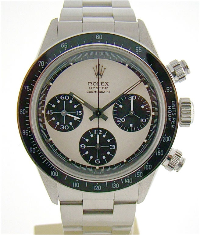6263 Paul Newman Mark II Daytona Rolex image 2
