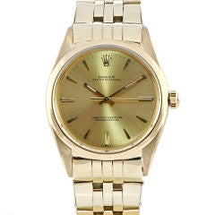 1960's Oversized Oyster Rolex Ref. 1013