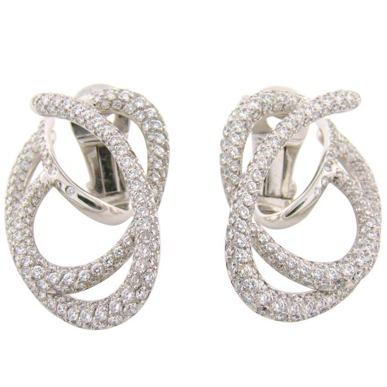 chanel white gold earrings price white gold