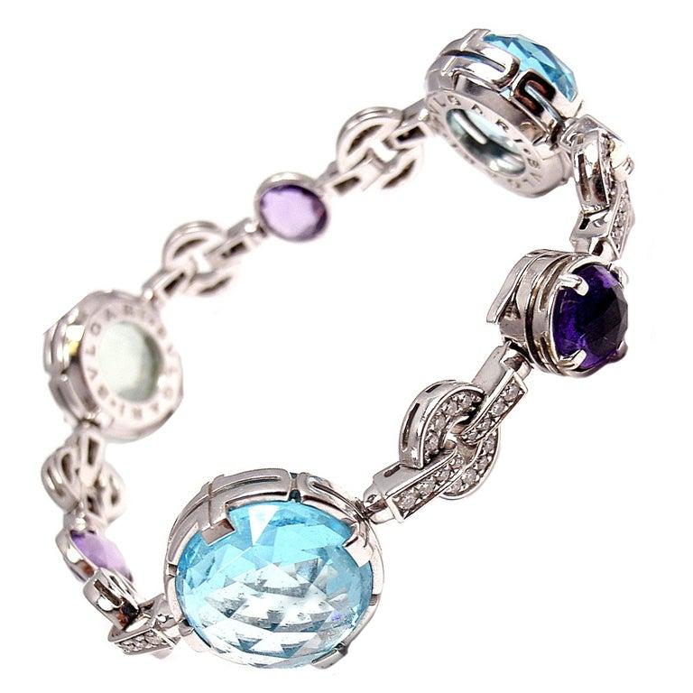 Bulgari Diamond Bracelet Price