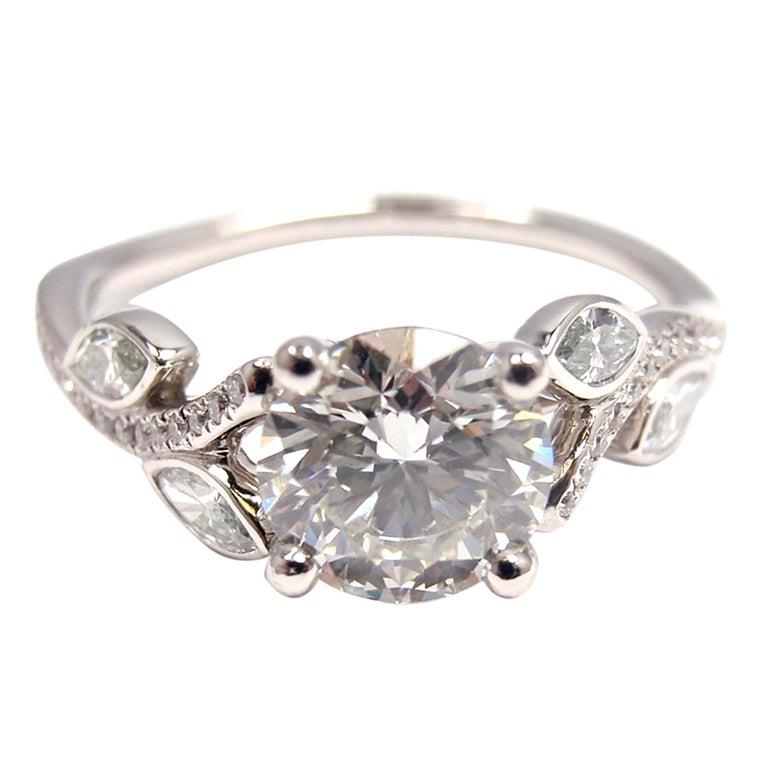 De Beers Adonis Rose Solitaire Ring Price
