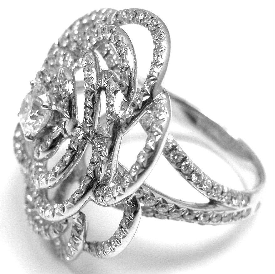 Chanel Camelia Ring Price