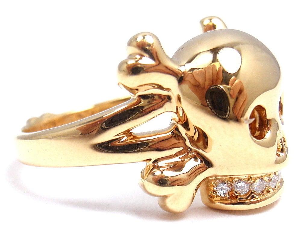 Dior Skull Ring Price