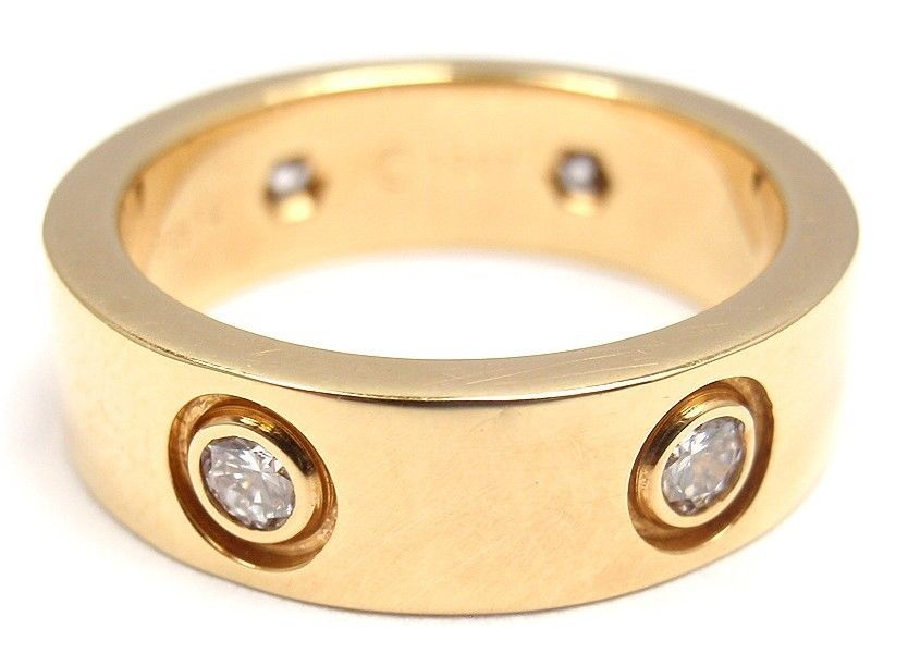 white style band wedding him for by bands gold ring diamond l rings cut