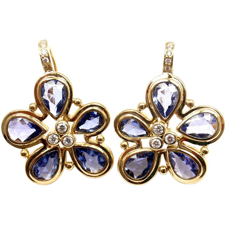 temple st clair matisse sapphire yellow gold