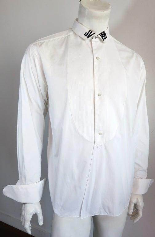 Men Tuxedo Shirt