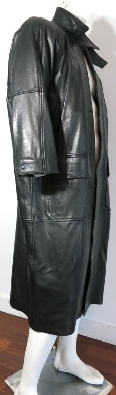 Vintage North Beach Leather 1980 S Men S Black Leather