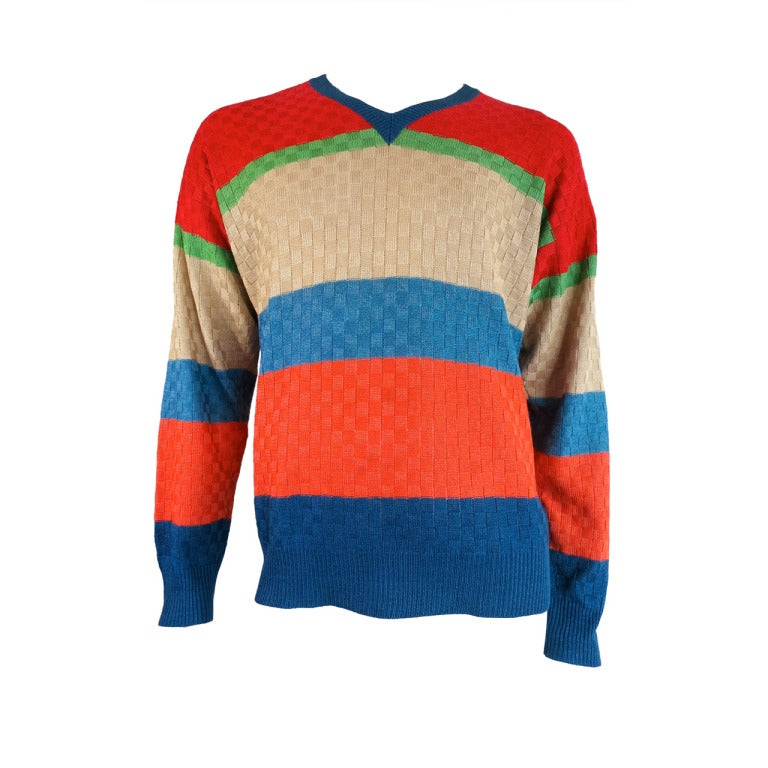Tom Brown Sweater