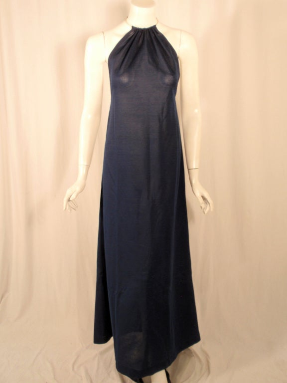 """Please refer to Measurements to Ensure a Good Fit:  (Vintage 1960's)   Size: 8 Bust: 36"""" Waist: 30"""" Hip: 40"""" Length: 58"""""""