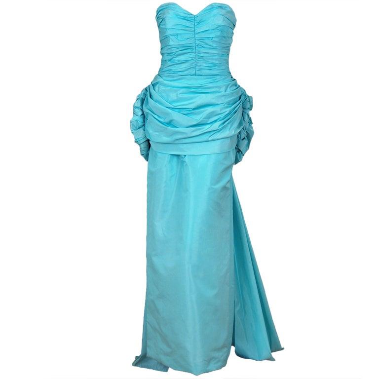 Strapless Bombshell Strapless Bombshell Gown