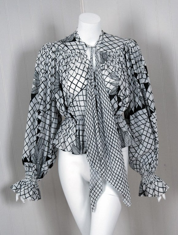 English fashion designer, Raymond