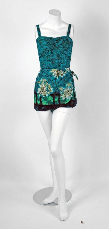 bbf4813f43d5 Alfred Shaheen was the most creative and prolific Hawaiian designer in  post-WWII fashion.