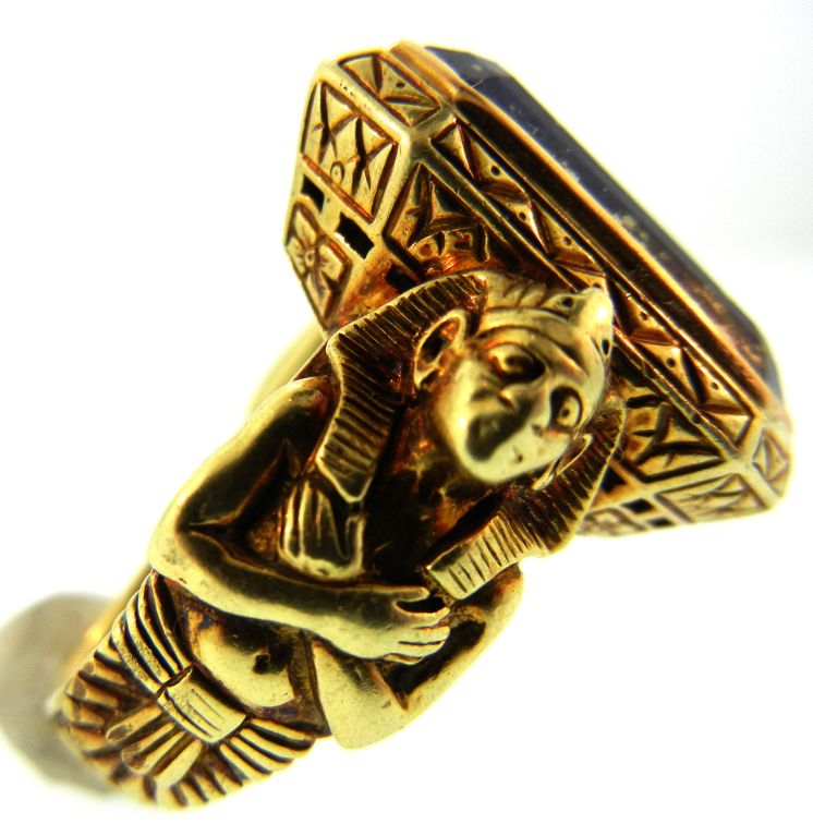 egyptian jewelry rings - photo #15