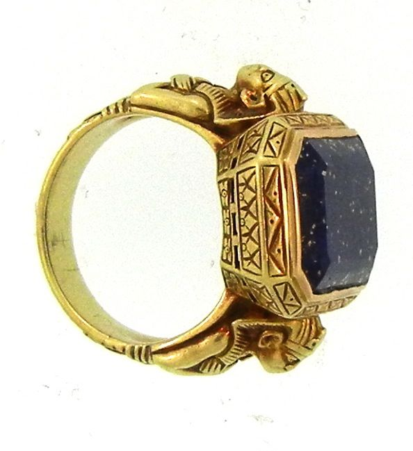 egyptian jewelry rings - photo #30