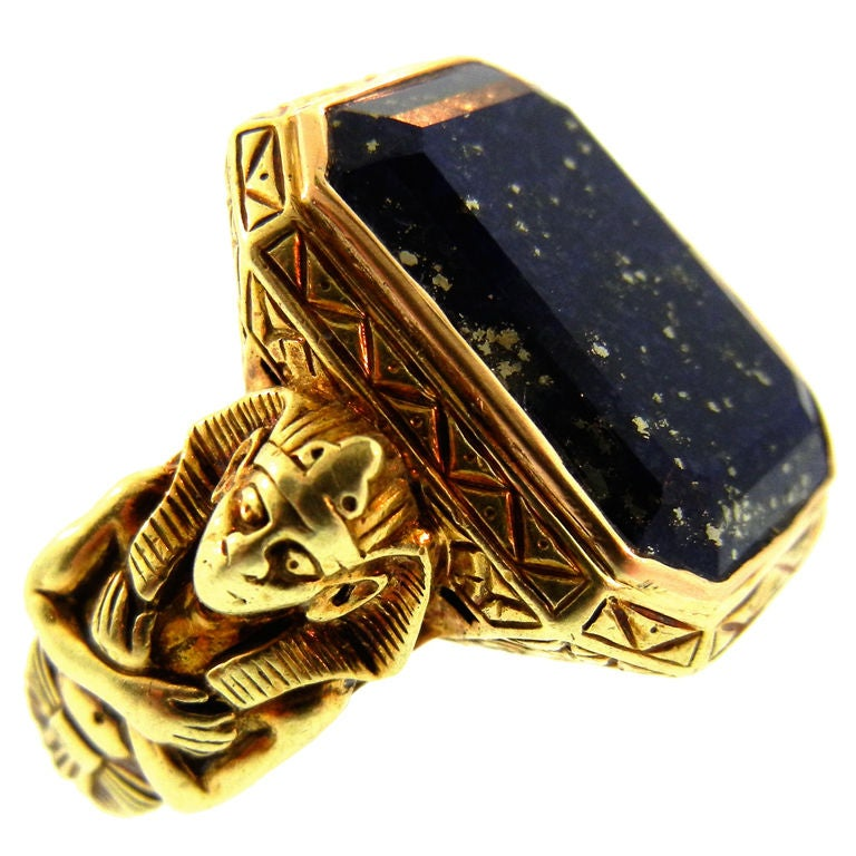 egyptian jewelry rings - photo #13