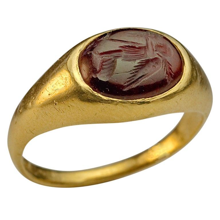 Hellenistic Rings