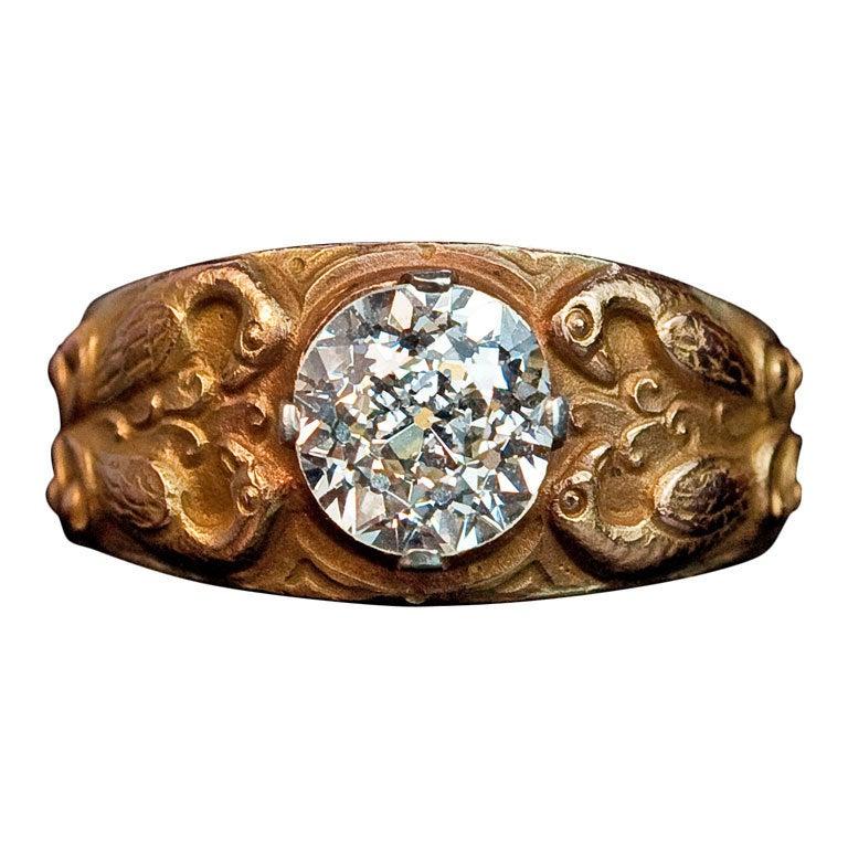 Horseshoe Style Ring