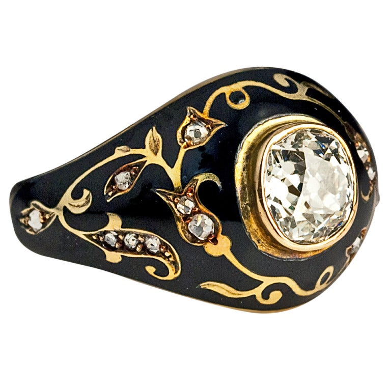 Antique Russian Rings