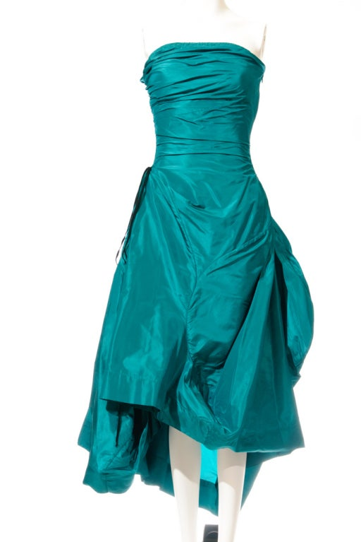 Vivienne Westwood Silk Evening Dress  2