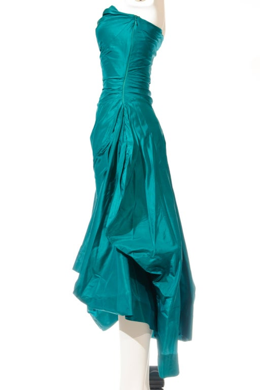 Vivienne Westwood Silk Evening Dress  3