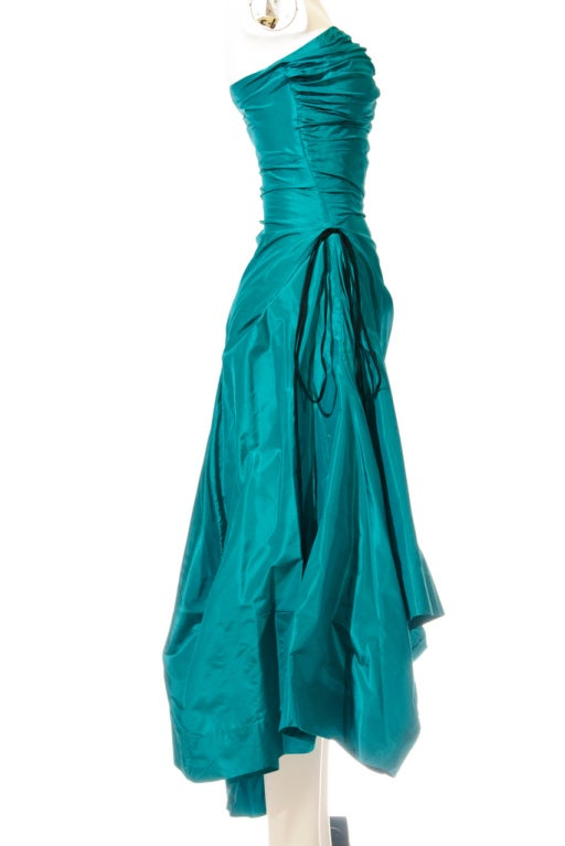 Vivienne Westwood Silk Evening Dress  5