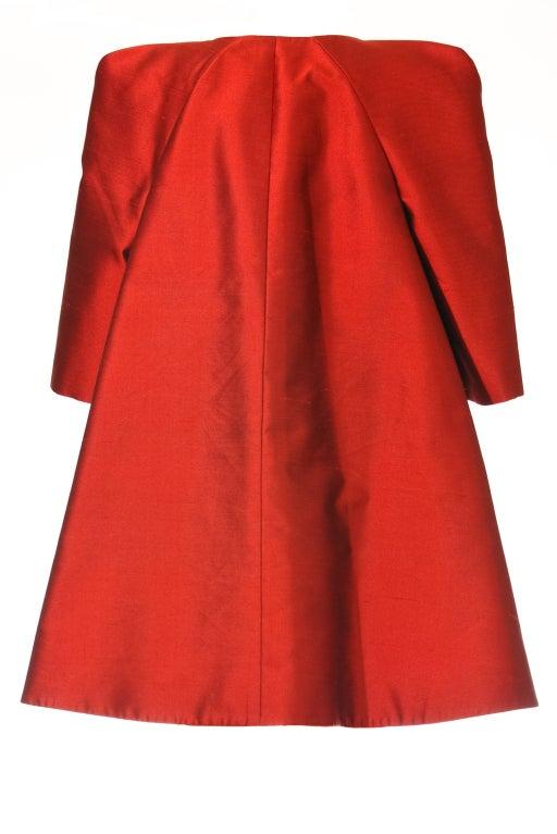Alexander Mcqueen (2010 Fall Winter) Opera Coat 4