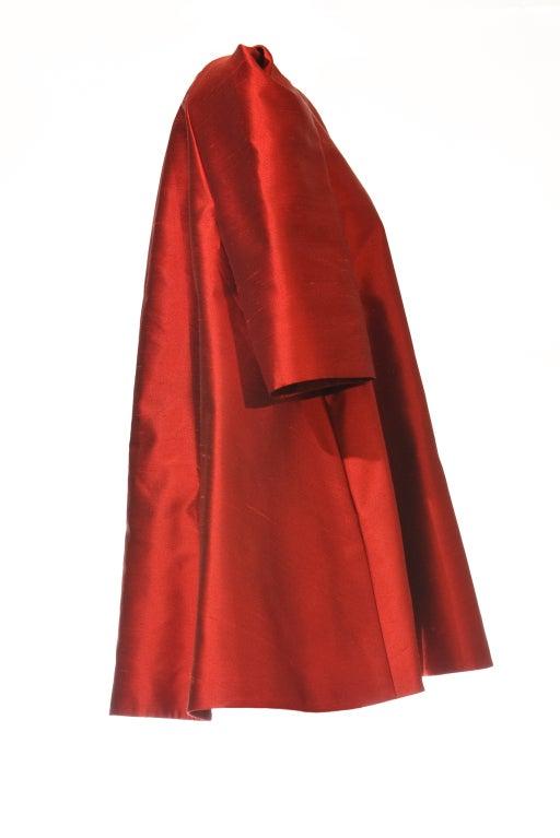Alexander Mcqueen (2010 Fall Winter) Opera Coat 5