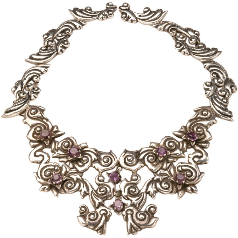 Butterflies, Ribbons and Bows in A Margot Specimen Necklace 1