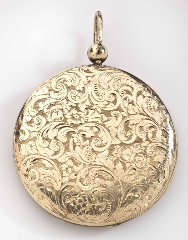 from house a history the antiques life lockets secret engraved of antique gold french garden