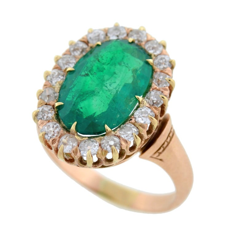 emerald and ring 4