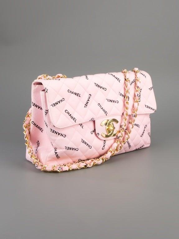 Chanel 2.55 Jumbo Bag 2