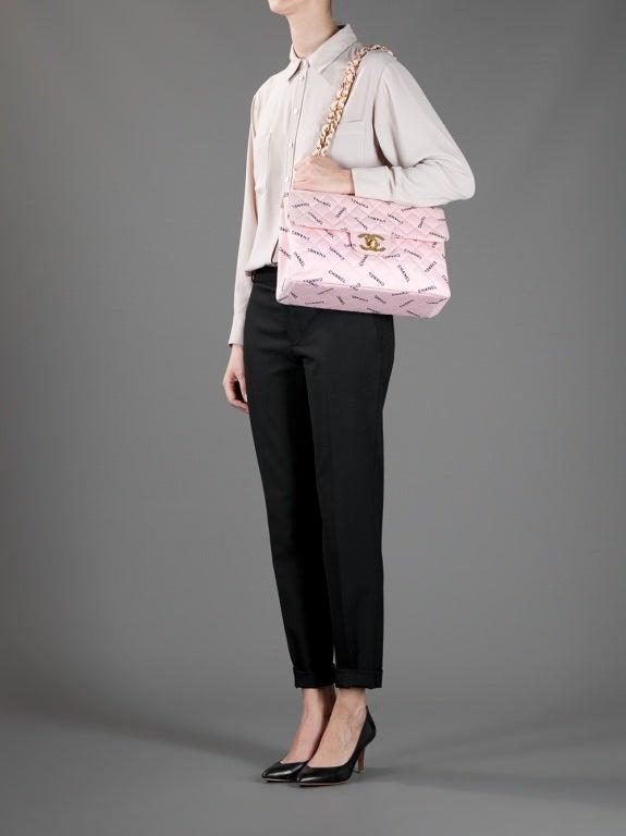 Chanel 2.55 Jumbo Bag 5