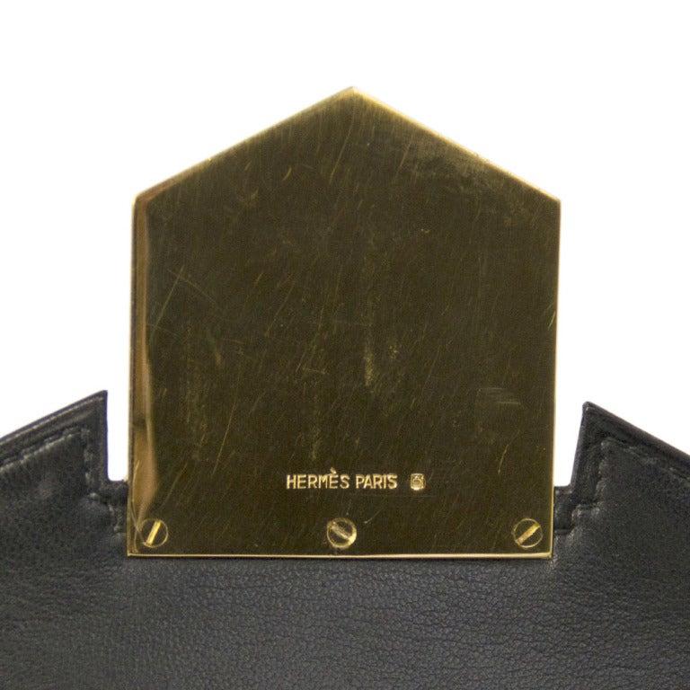 Hermes Vintage Clutch 9