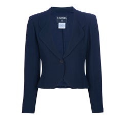 Chanel Cropped Blazer