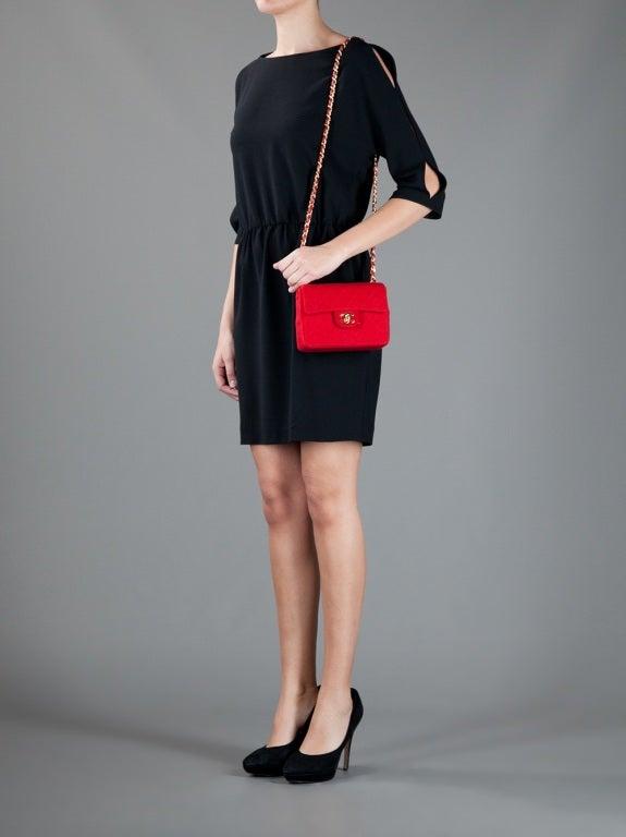 Chanel Vintage Quilted Shoulder Bag image 2