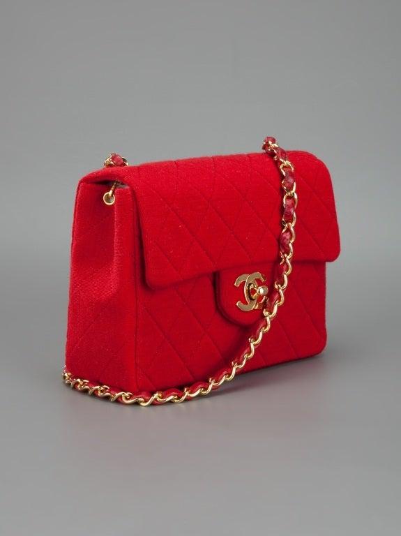 Chanel Vintage Quilted Shoulder Bag image 3