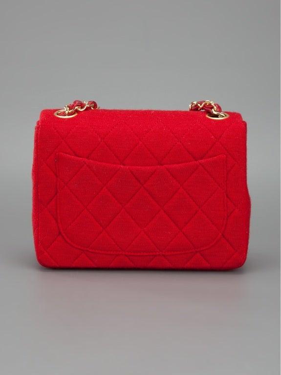 Chanel Vintage Quilted Shoulder Bag image 4